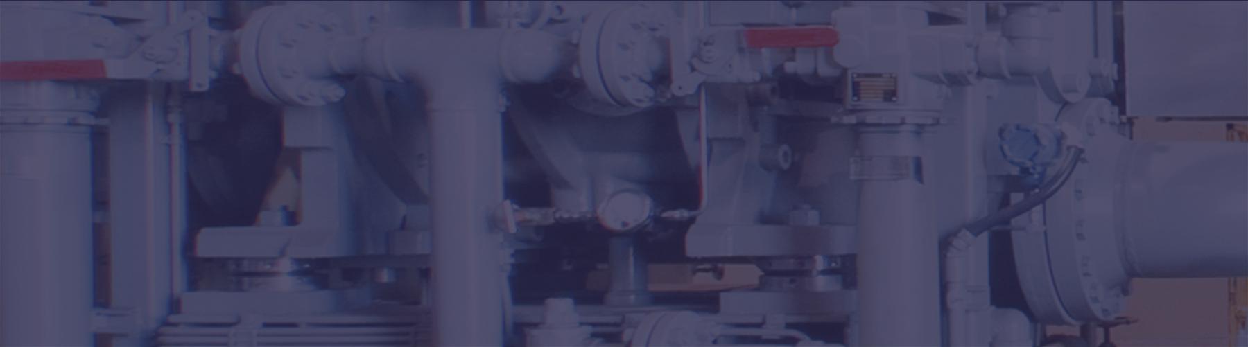Compressor monitoring and control in remote areas