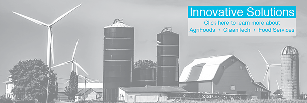 IIoT New Ventures with technology to drive stronger returns for argiculture, clean tech and food service