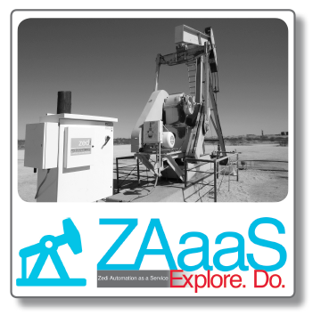 Automation as a service for rod pump oil and gas production