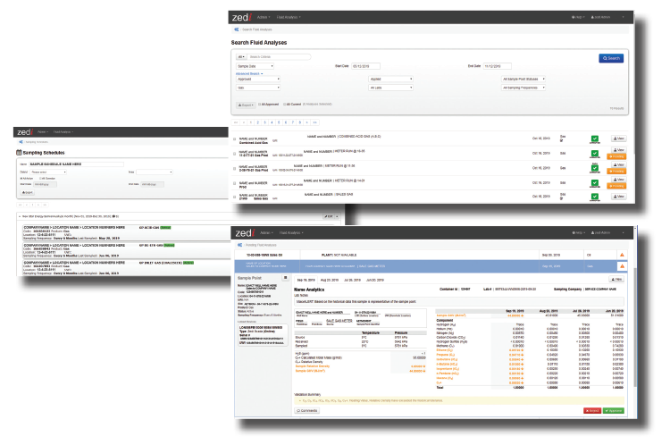 Automatic, updated lab data to company authorized users anytime, anywhere