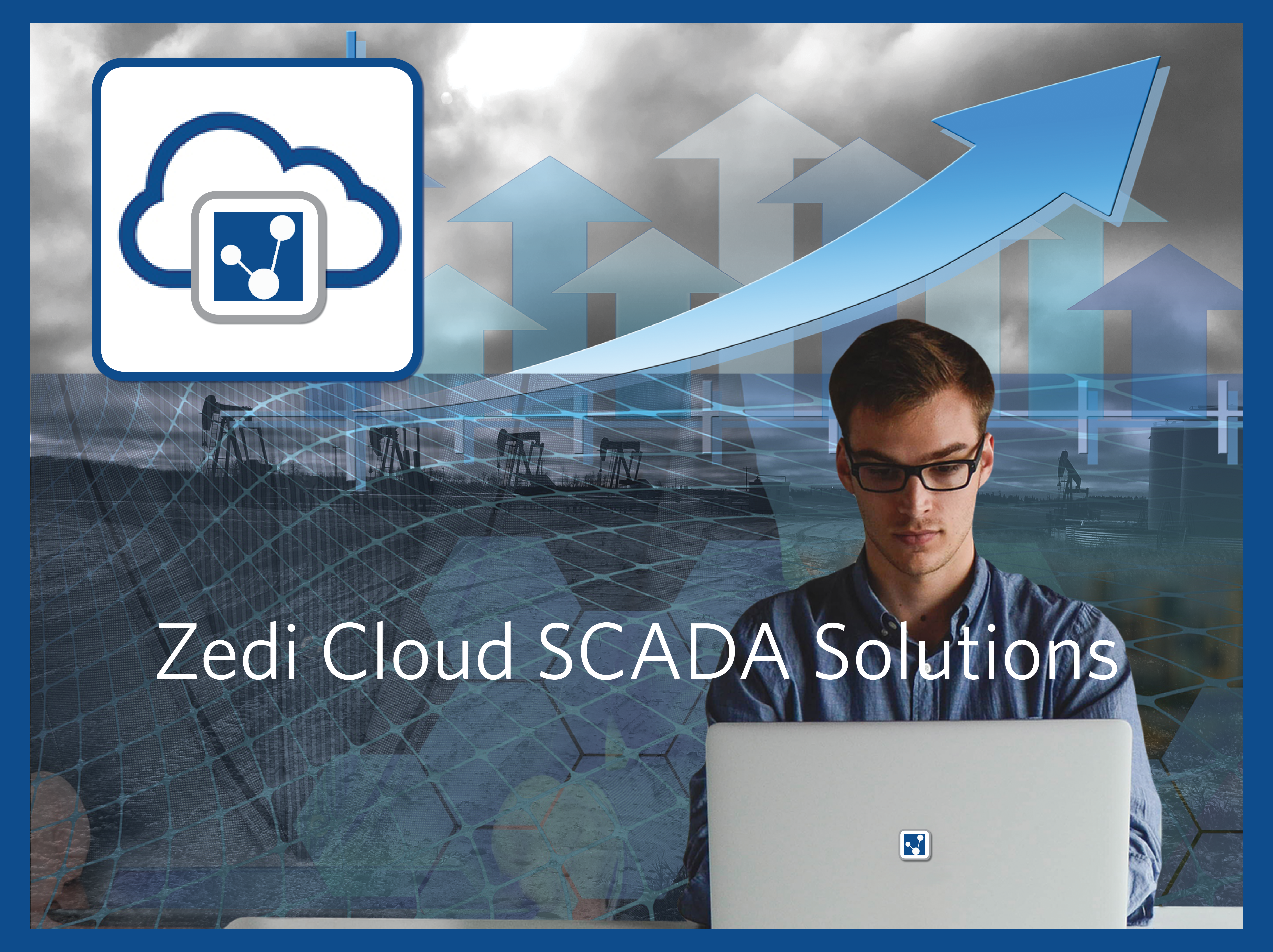 Cloud SCADA oil and gas production