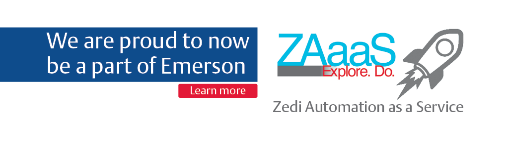 Zedi Cloud SCADA Solutions - We are proud to now be a part of Emerson