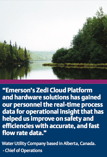 Remote water management of flow rates through cloud data